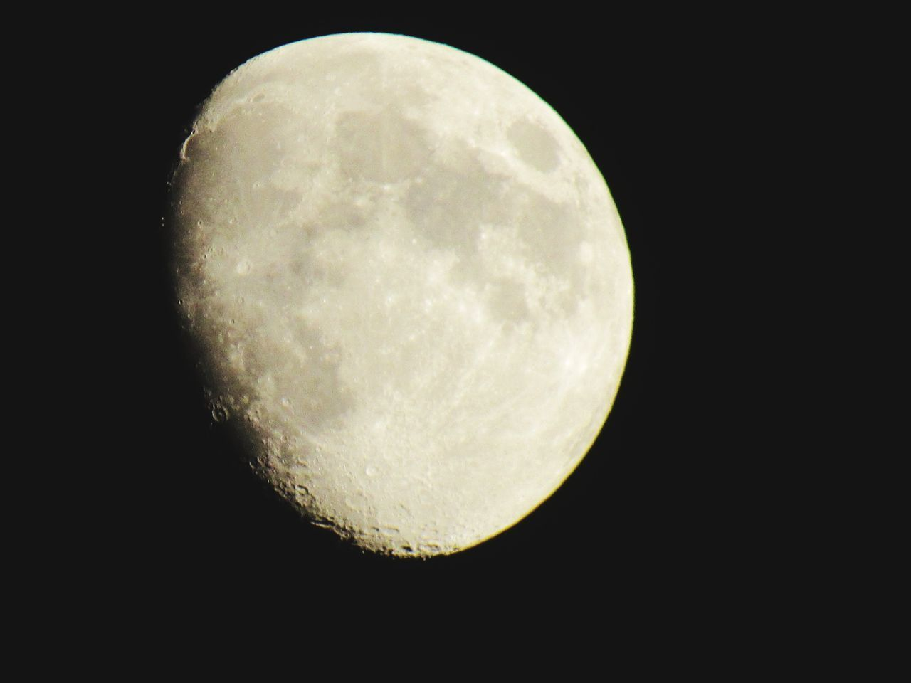 night, moon, moon surface, beauty in nature, astronomy, planetary moon, nature, scenics, tranquility, no people, space exploration, outdoors, close-up, sky, clear sky, space, half moon, satellite view
