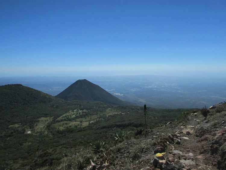 Izalco, El Salvador. First Eyeem Photo Izalco Elsalvadorimpresionante Landscape Volcano ElSalvador  Natural Beauty