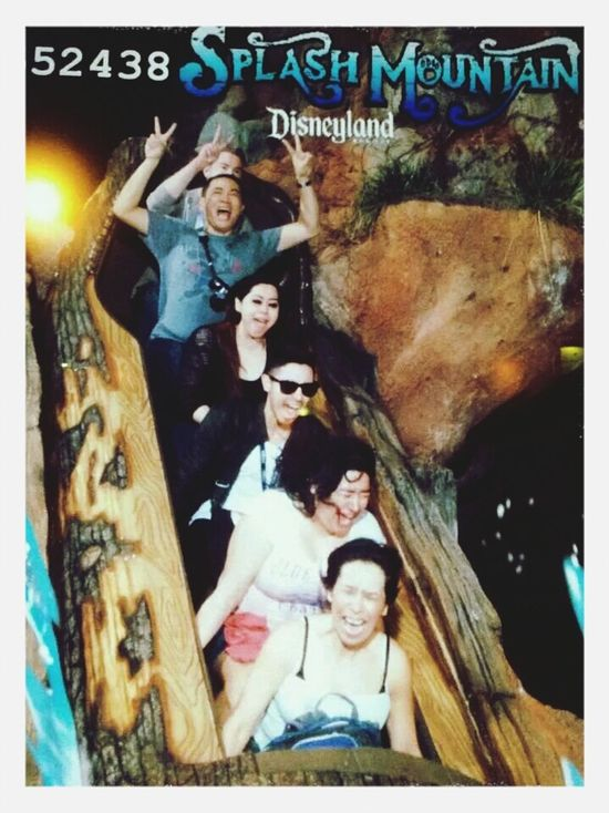 Disneyland!!! (I'm the second one in the front lol) Disney☆ Enjoying Life Cali Livin' Hello World