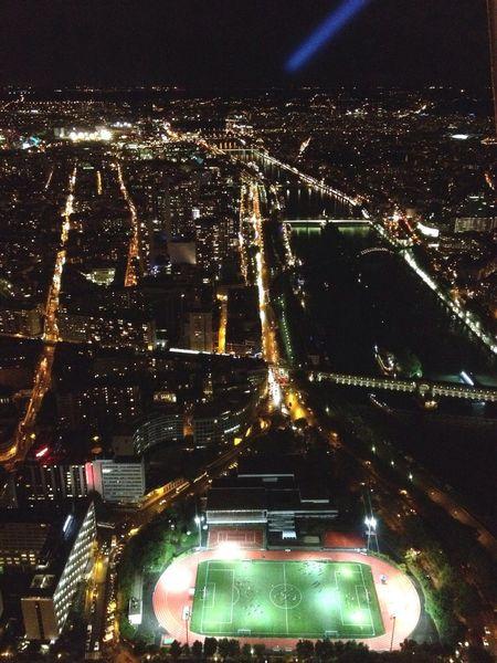 Learn & Shoot: After Dark Hello World Paris at night Enjoying Life