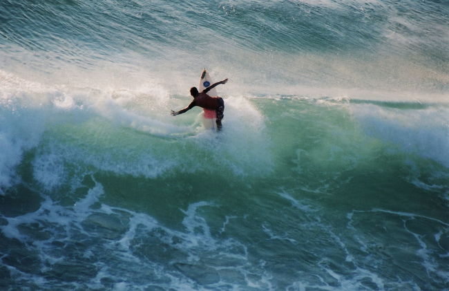 Point Break Nature Canon Canonphotography Film Photography Action Shot  Surf Surfing Surfingphotography Brazil Arraialdocabo Nature_collection Ocean Thecolorofsport