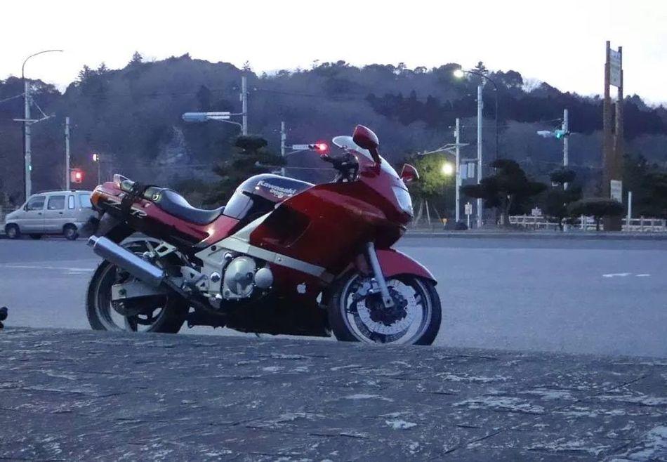 Bike Kimitsu Kawasaki