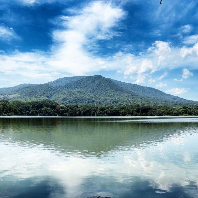 Laguna de Chanmico Opico ElSalvador