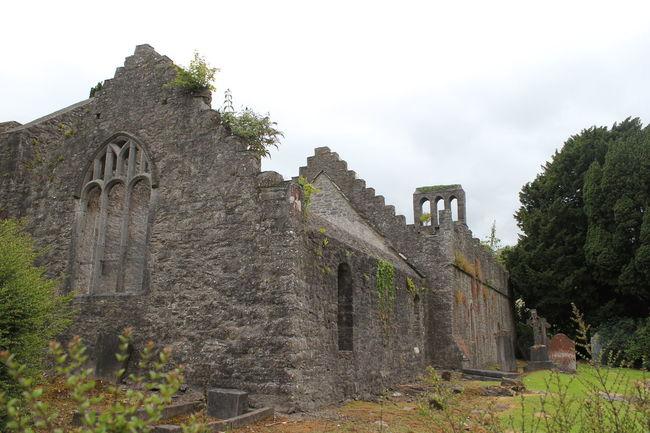 Estate Garden House Interior Ireland Ireland🍀 Malahide  Malahide Castle Ruins