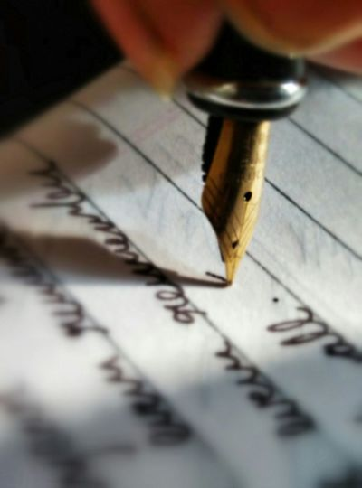 Mobile Photography Fountain Pen Writing Letter Taking Notes Pen Everyday Education EyeEm Bestsellers