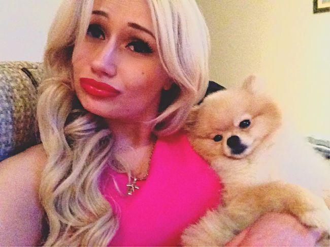 шпиц я люблю шпицов любимая Боня DogMoscow