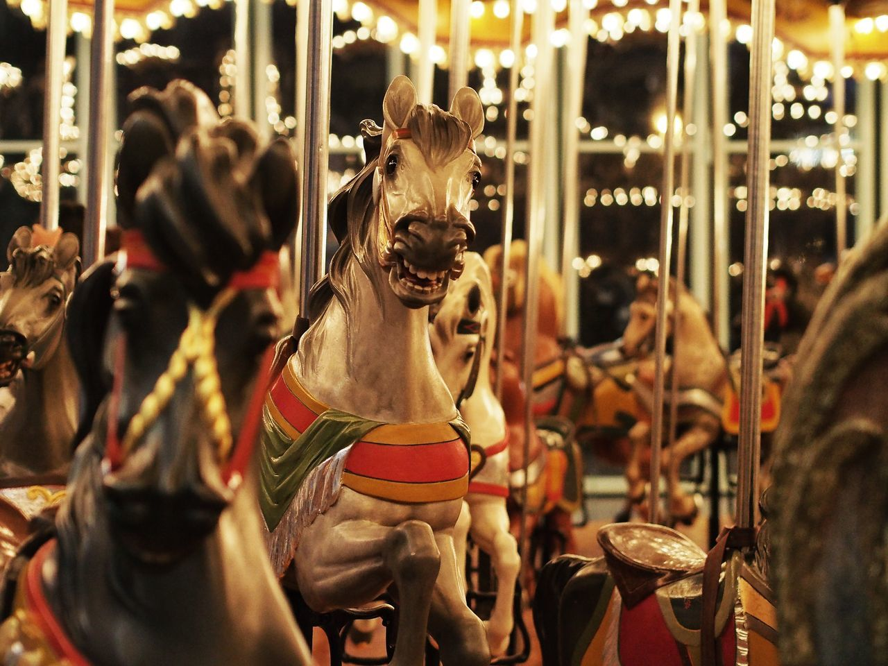 Marygoround Horse DUMBO Brooklyn M.Zuiko 45mm 1:1,8