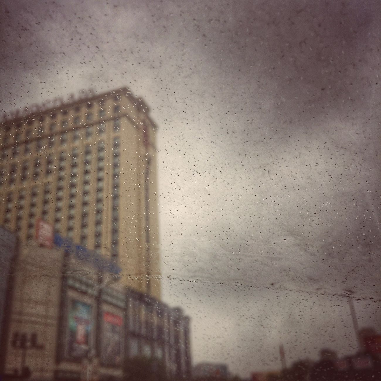 Iphoneonly Iphone 6 Plus IPhoneography Street Photography Rainy Days Ramada Hotel