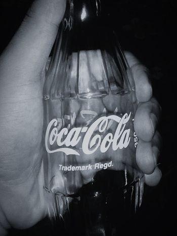 Glass Objects  Indoors  Cocacola Coca-Cola ❤ Coca Cola ❤️ Coca Cola ✌ Soda Shot Glass Infinixphotography Hot Sauce Good Morning