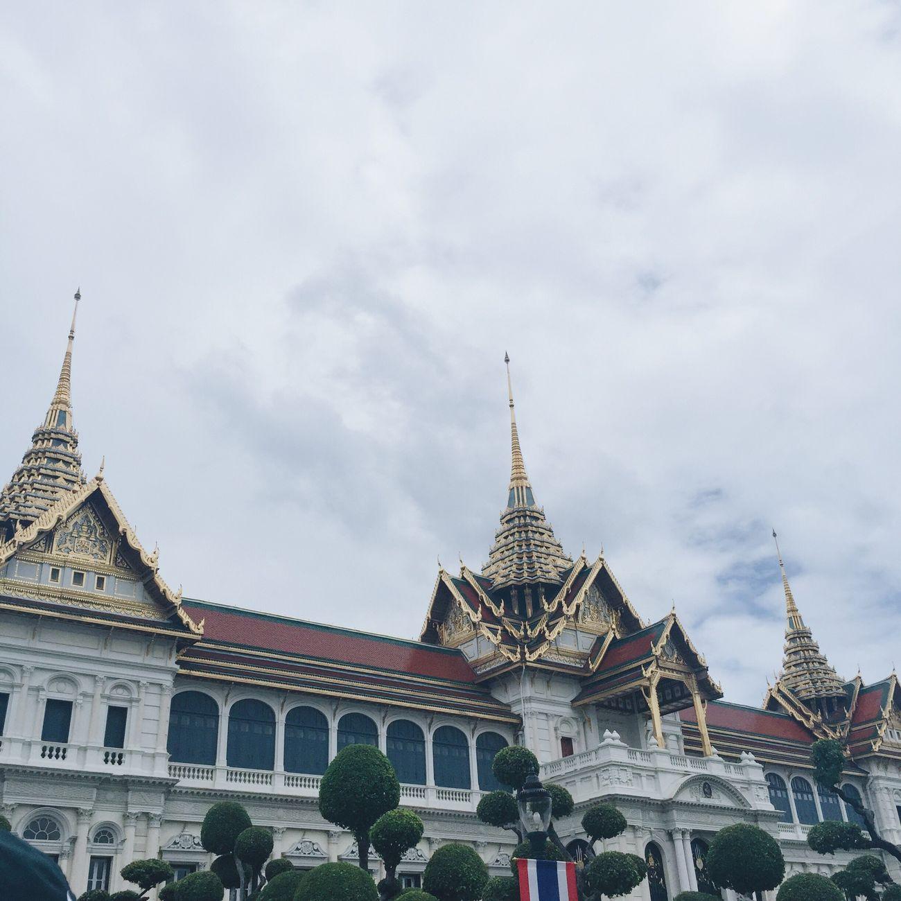 Phra Borom Maha Ratchawang Palace Bangkok Bangkok Thailand. Thailand