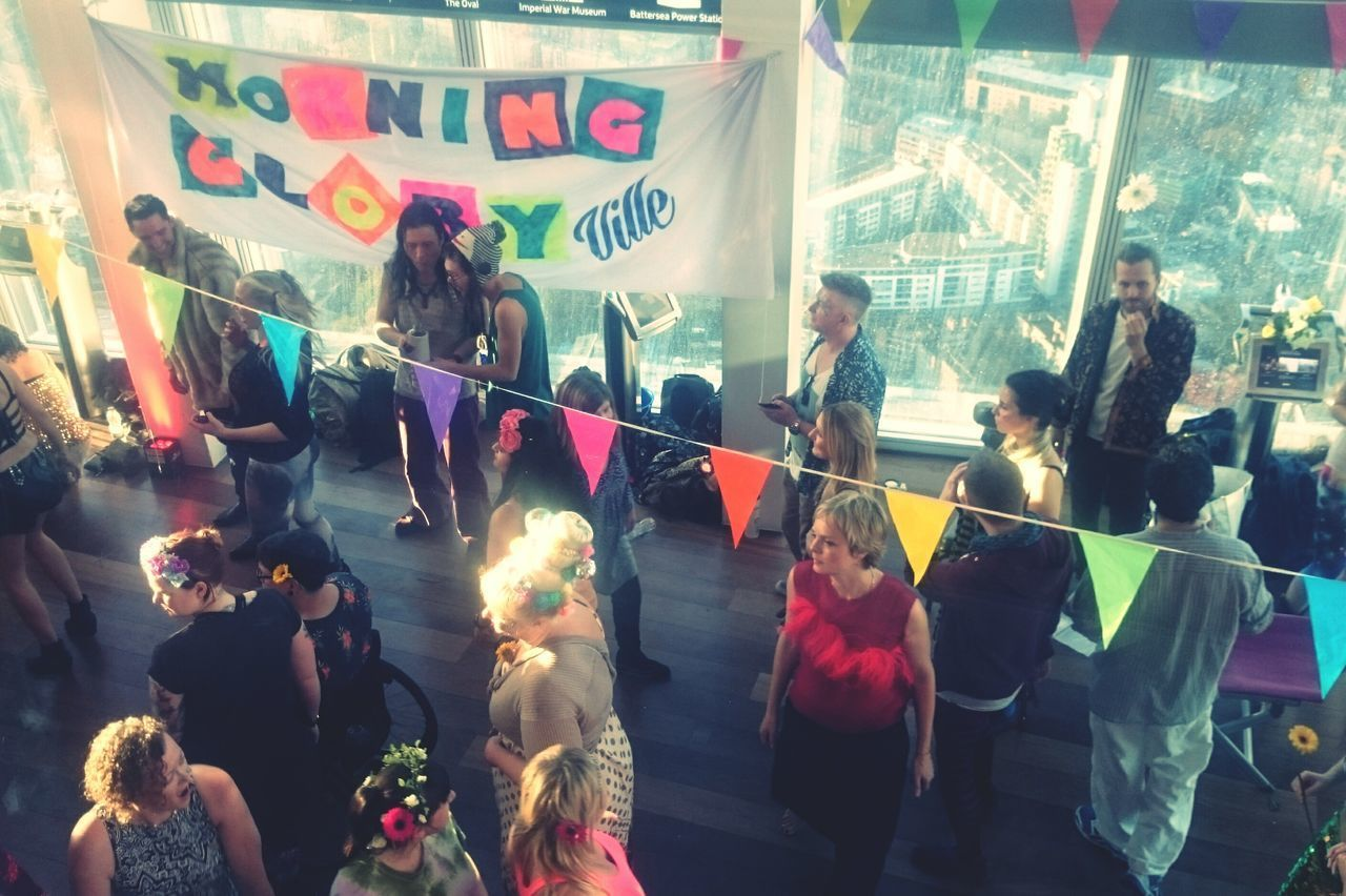 Let's dance TheGloryvilleEffect