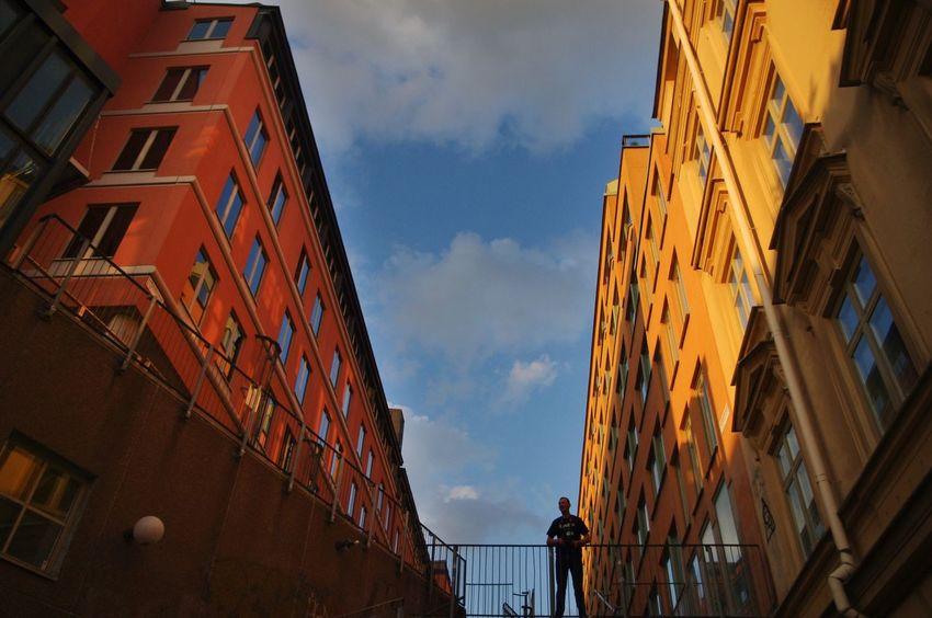 Dawid organised an amazing EyeEm Global Meetup in Stockholm. EEA3 - Stockholm The Global EyeEm Adventure Architecture Light And Shadow Streetphotography Friends Street Photography Sweden Architectural Detail