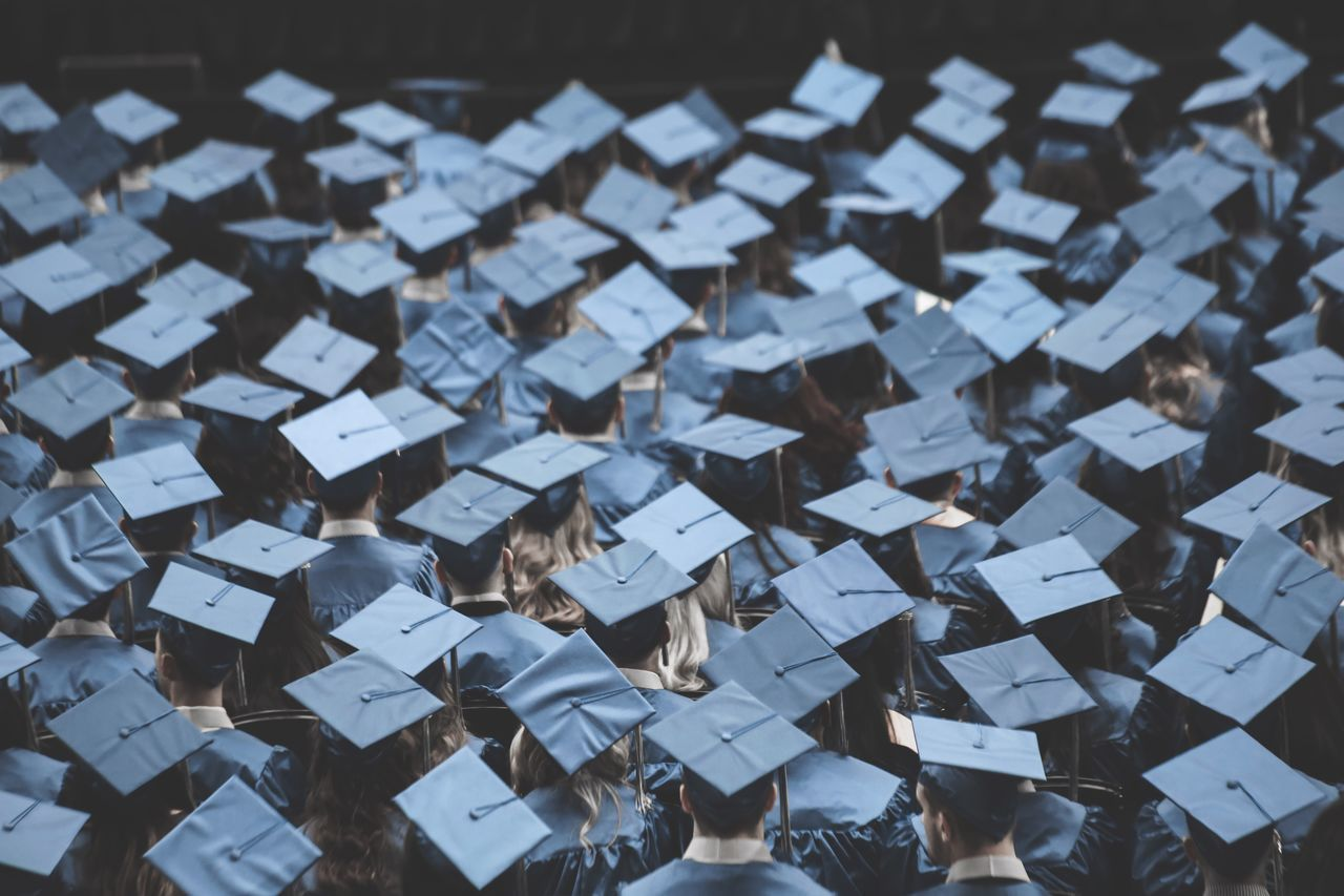 Beautiful stock photos of graduation, Achievement, Crowd, Education, Graduate