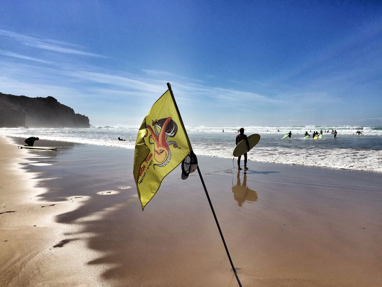 Going Surfing Into The Sea Surfing Sea Life Is A Beach Beach Beach Life Costa Vicentina Alentejo Portugal_lovers