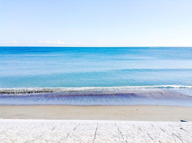 大洗 Sea Seaside Sea And Sky Sea View Sky Beach Water