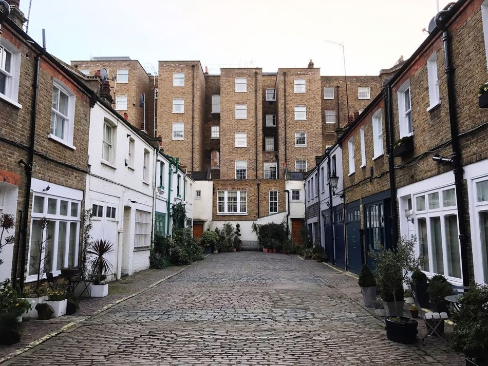 Building Exterior Architecture Built Structure Residential Building City Outdoors Day No People Sky Townhouse Mewes London