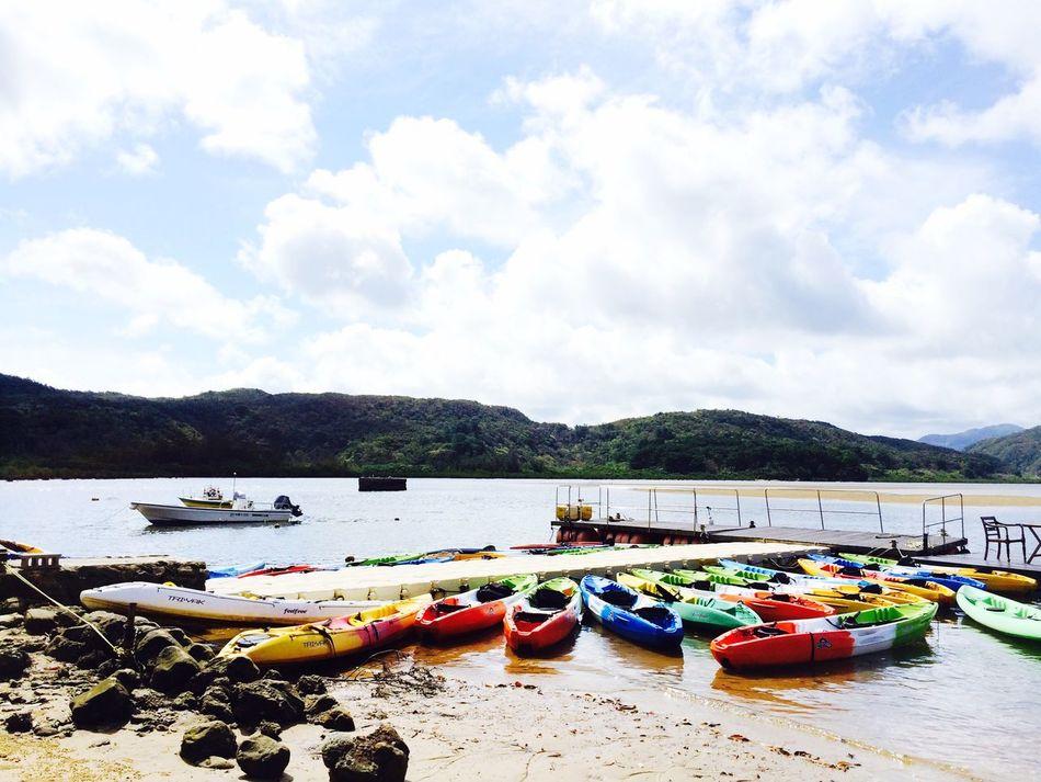 Okinawa OKINAWA, JAPAN Iriomote Island The EyeEm Facebook Cover Challenge EyeEm Sea EyeEm Best Shots EyeEmBestPics Weekend Activities Colors Colorful