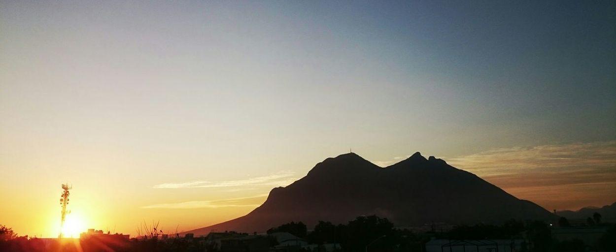 Monterrey, México amanecer First Eyeem Photo