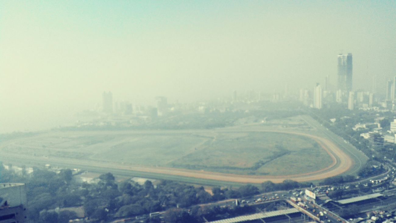 Taking Photos Racecourse Racetrack 40thfloor Click Super Mumbai First Eyeem Photo