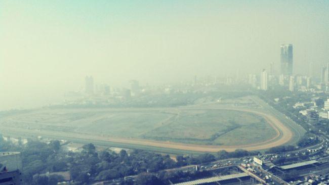 Taking Photos Racecourse Racetrack 40thfloor Click Super Mumbai First Eyeem Photo