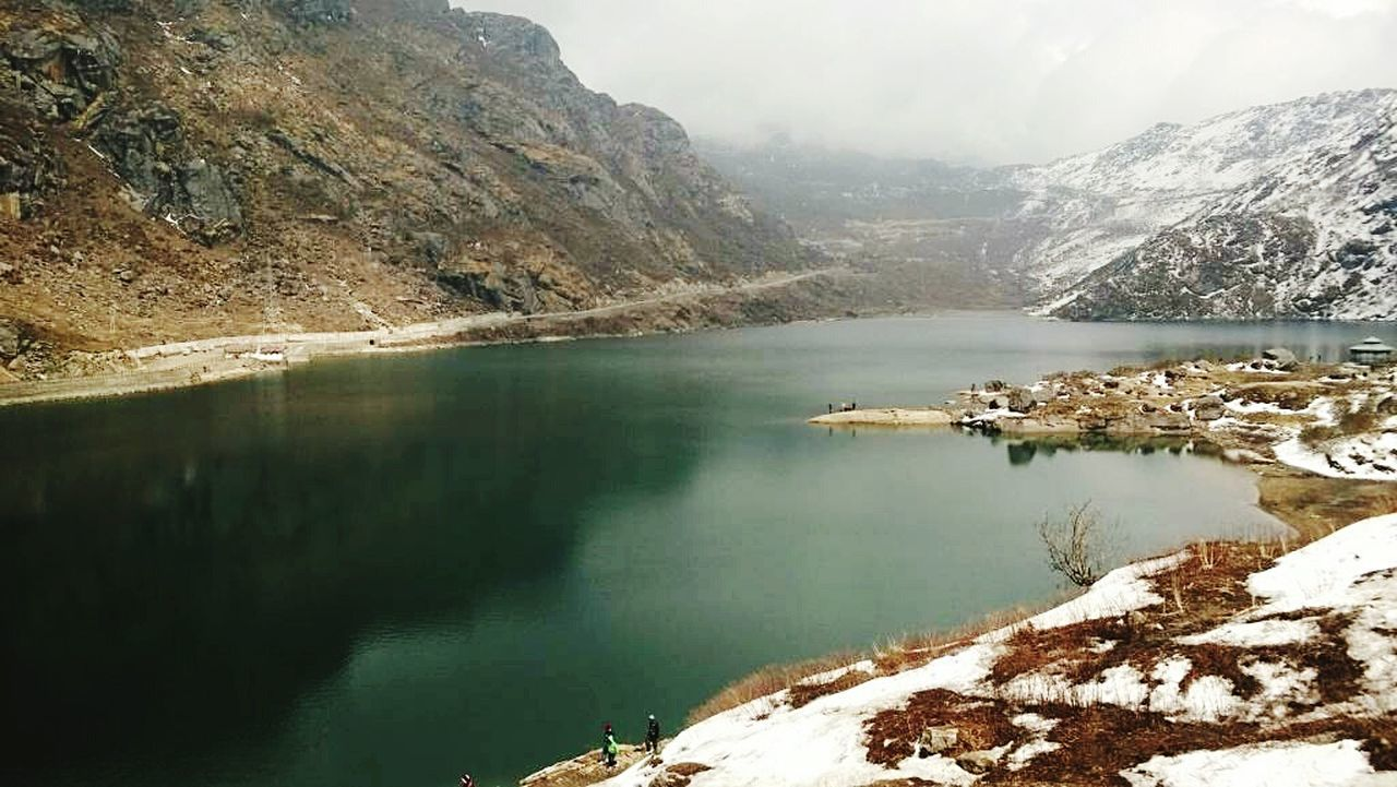 Lake Water Tree Landscape Forest Fog Tranquility Scenics Outdoors Nature Mountain Beauty In Nature No People Day Mountains Snow ❄ Sikkim,india Gangtok, India EyeEm Best Shots GetbetterwithAlex India Galcier Snowcapped Mountain Adult Only Men
