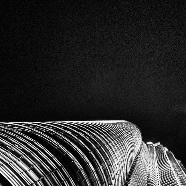 Klcc Twintowers Petronastowers Kualalumpur