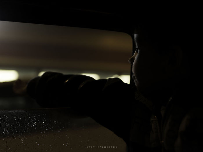 B&W Portrait Bart Palmisano, Beautiful, Best Photos, Car, Wire, Out Child, Pentax, 645z, 55mm, Eyes, Night Night Lights Portrait Rain Street, Street Photography, Black And White, Urban, Urbanism TriesteSocial