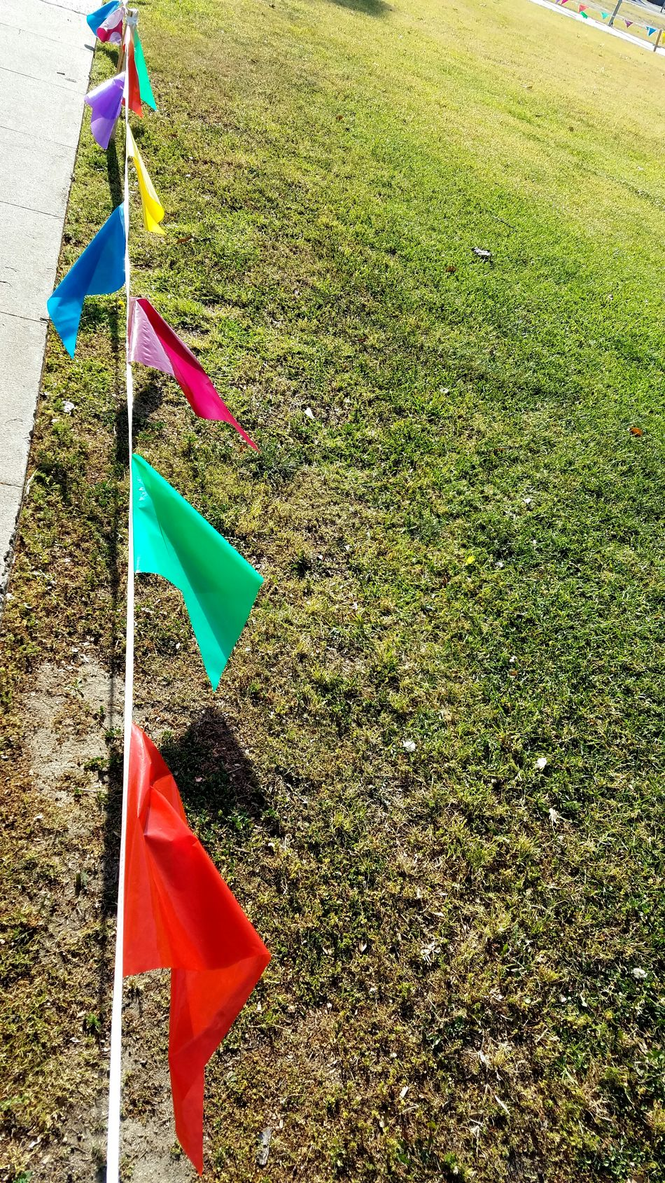 Ready, Set, Go! Flags Diversity Reflections And Shadows Colour Of Life Multicolored BackgroundRaceOutdoors No People Flag Fine Art Photgraphy Perseverance Meditation Copy Space Still Life Photography Check This Out Simple Moment Tranquility PatternBlue Yellow Red Green EyeEm Diversity