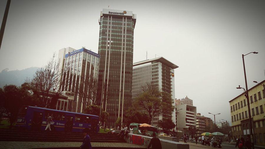 Bogotá, cecion de fotos