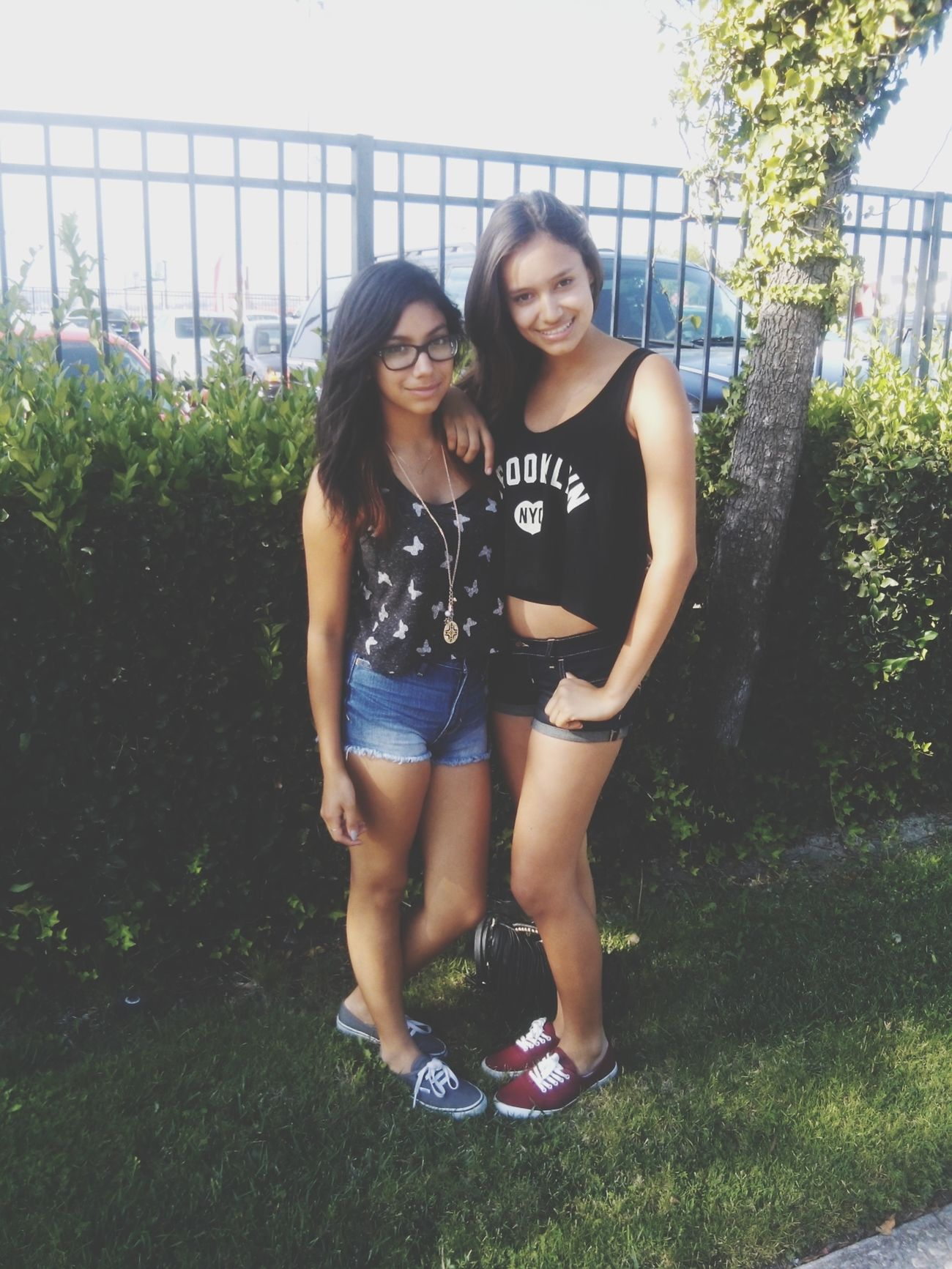 Bonitas♥ Pretty♡ Cousins  Had An Awesome Time At Speedzone^.^