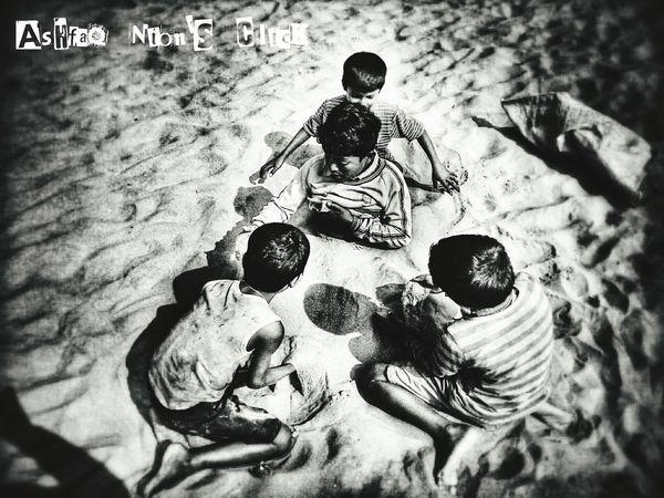 Once upon a sands of time! The Street Photographer - 2015 EyeEm Awards Children Photography Beautiful Bangladesh EyeEm Best Edits