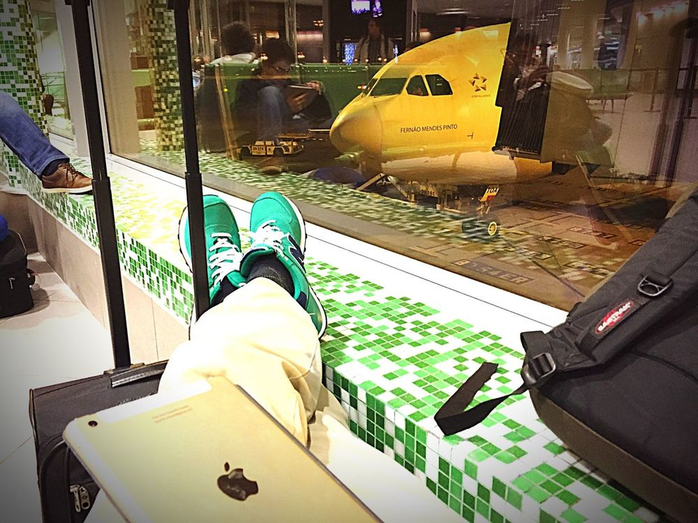 TAP Air Portugal Lisbon Traveller In Style