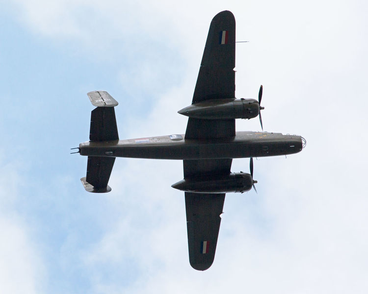 EyeEm Selects History No People Sky War Day Outdoors Lancaster Bomber BBMF