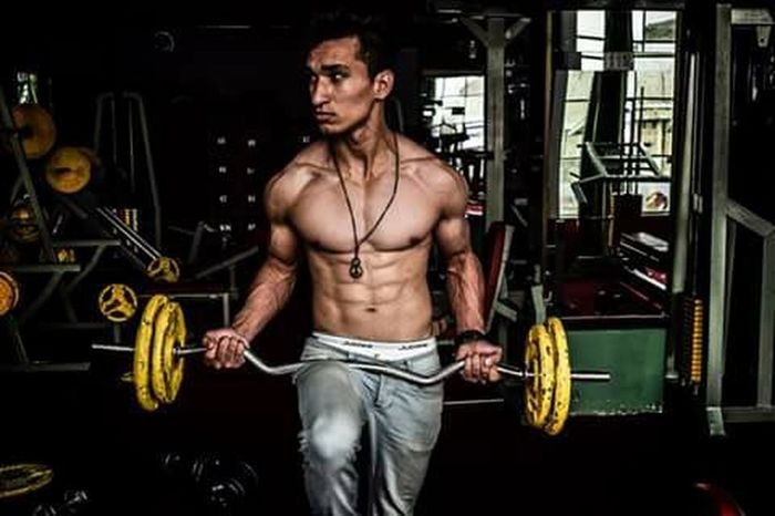 You dont have to be great to start but you have to start to be great Gymmotivation Gym Abs Workout Body & Fitness