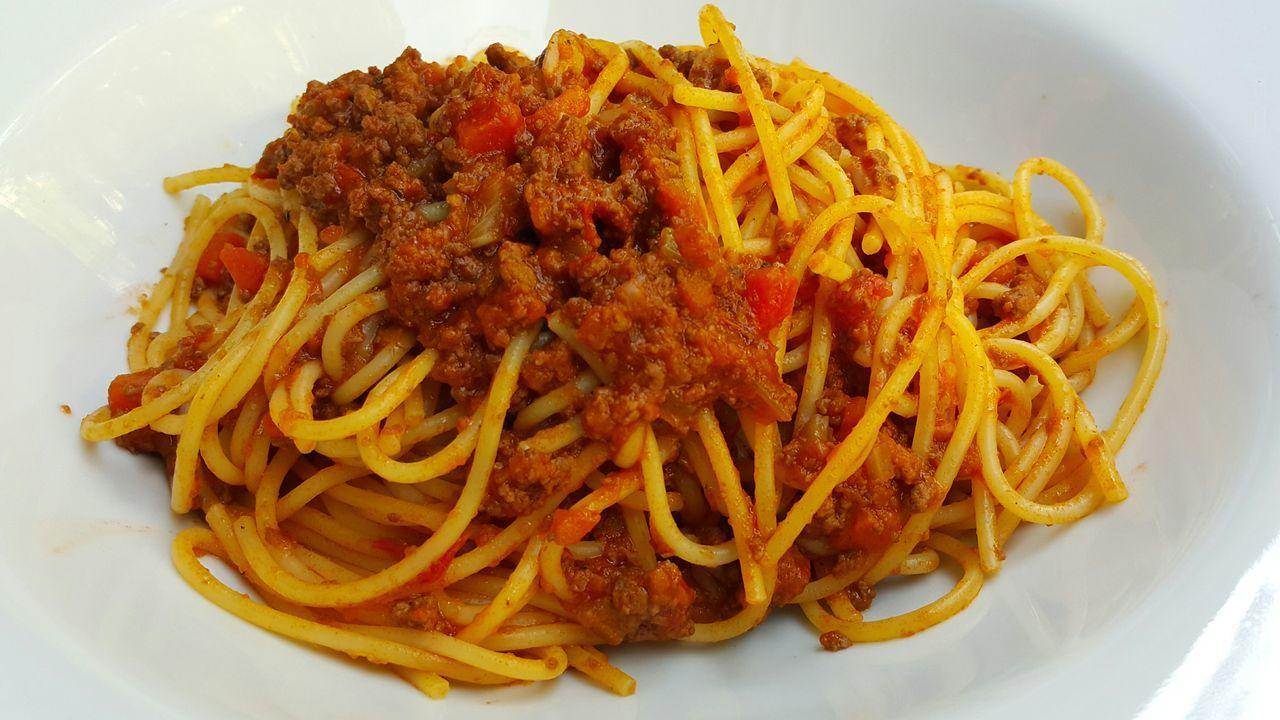 Spaghetti Spaghetti Bolognaise Spaghetti Bolognese Food Lunch Dinner Italian Food Italian Kitchen Italian Cuisine