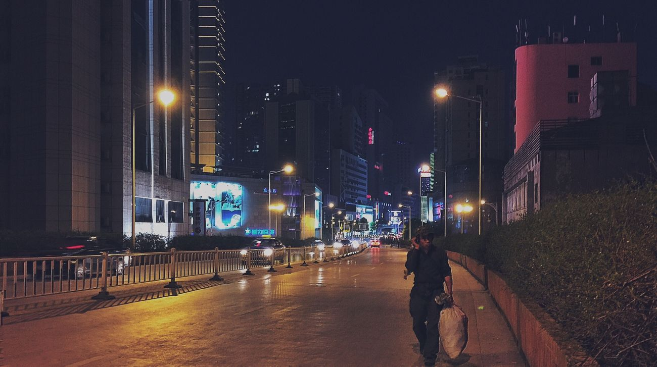 Streetphotography Light And Shadow Discover Your City EyeEm China Vscocam Asian Culture 背篼 People City