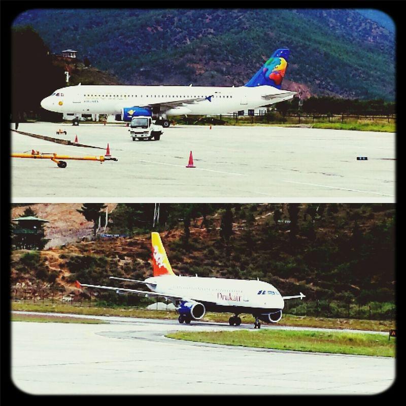 Competition is always healthy Bhutanairlines Drukair