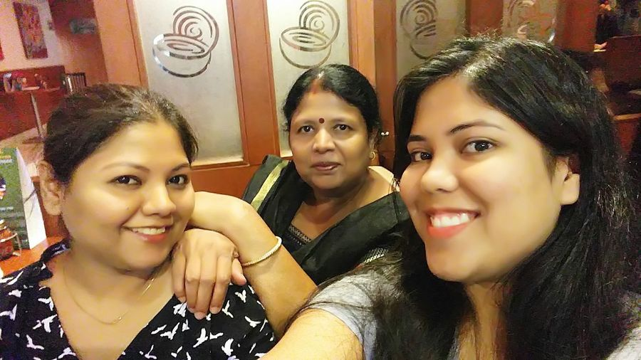 Women Who Inspire You Mother, Sister And Me Friends Forever! Unconditional Love