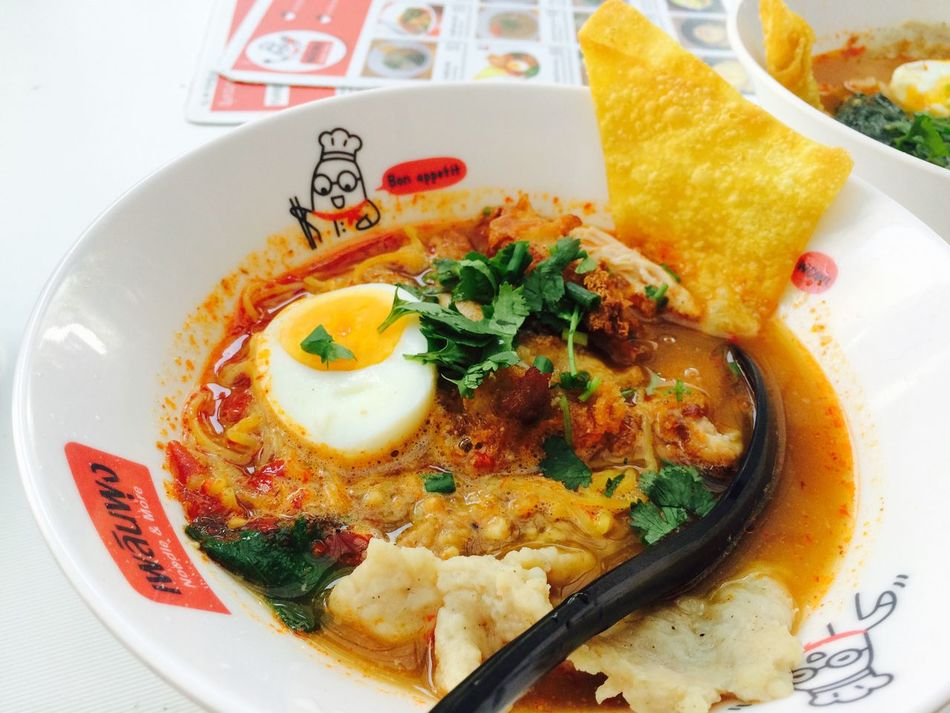 Enjoying Life Enjoying A Meal Happy :) Noodles Everyday Joy Food Porn Thailand