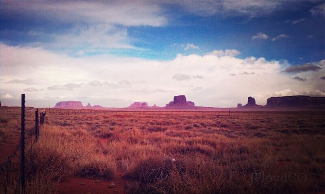 Monument Valley by Jon F