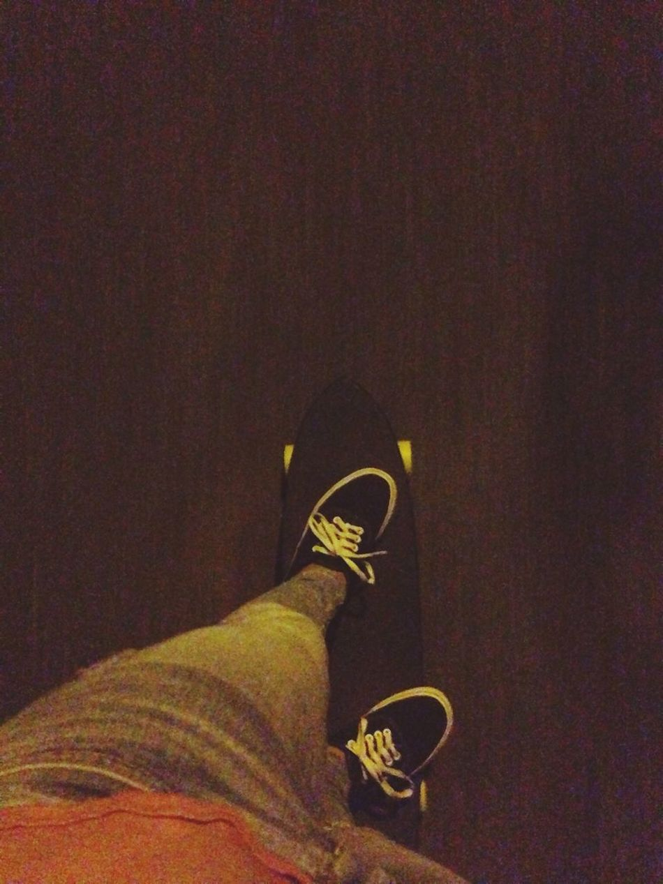 I love my nights like this Longboarding Night With Friends