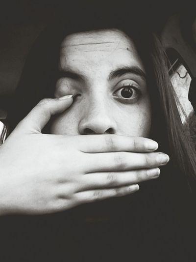 Close your eyes. Eyes Blackeyes Sofia Follow4follow Girlsaresweet Blackandwhite