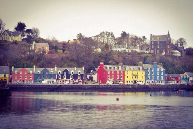 Sea Front Sleepy Harbour Sleepy Village Village Life Across The Water Colours Photography