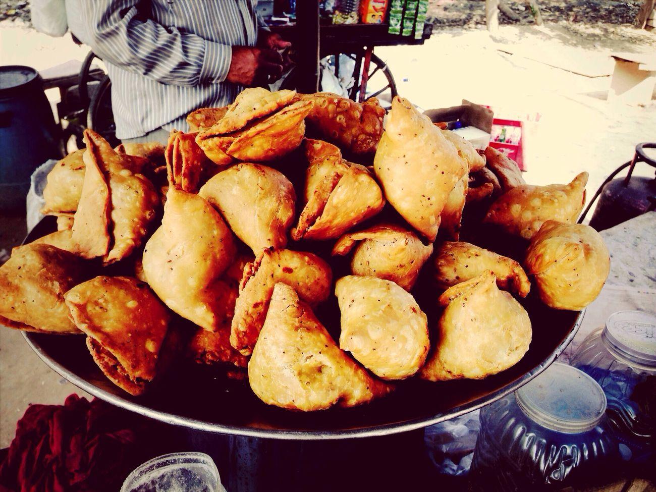 Samosa Streetfood Lifeontheroad