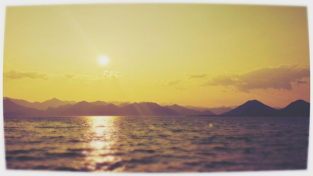 Montenegro Crna Gora Skadar Lake