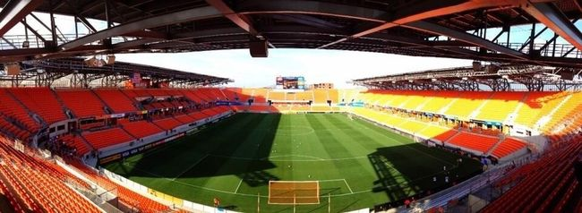 calm before the storm Houston Dynamo