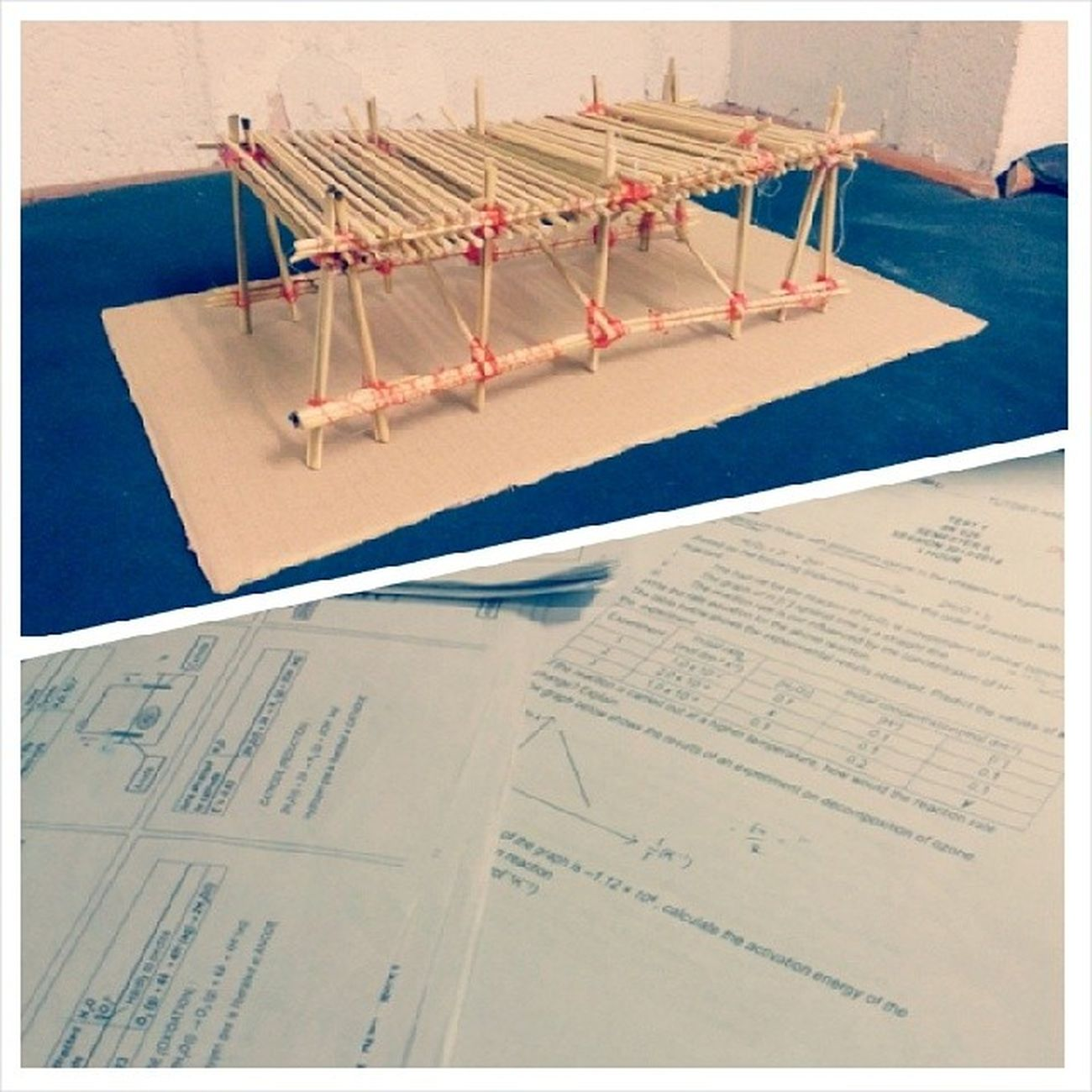 Well prepare. Physics Suspension Bridge Battle & Chemistry Olympiad Challenge. MIKAS2014 Kmns