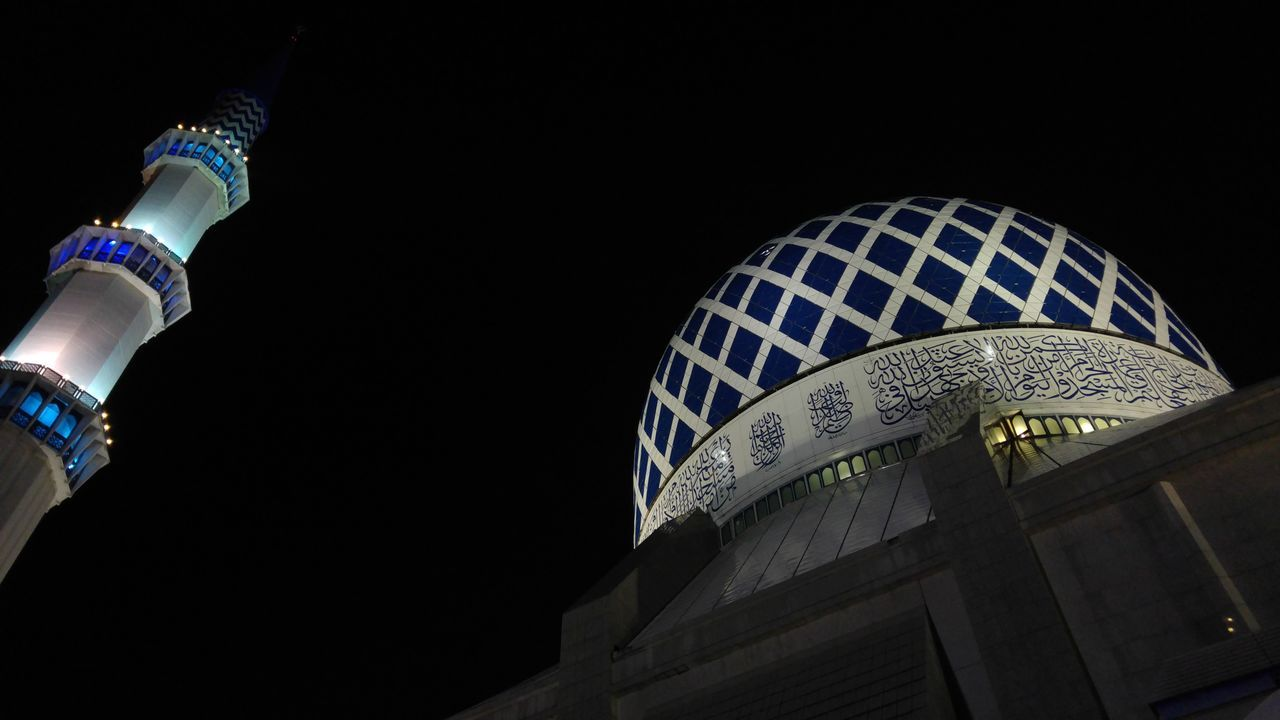 Mosque Architecture Travel Destinations Inspirations EyeEm EyeEm Best Shots Night Photography Nightshot Islamic Architecture