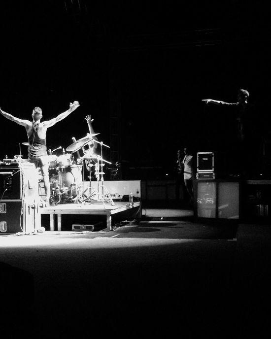 Sıla konserinden, resital. Music Sıla Drum Drums Crazy Bateri Müzik