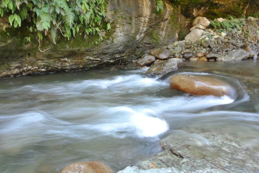 Practicing Slow Shutter at the Rio Chiquito. Water_collection River Stream